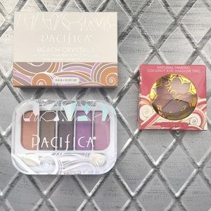 Pacifica Mineral Eye Shadows